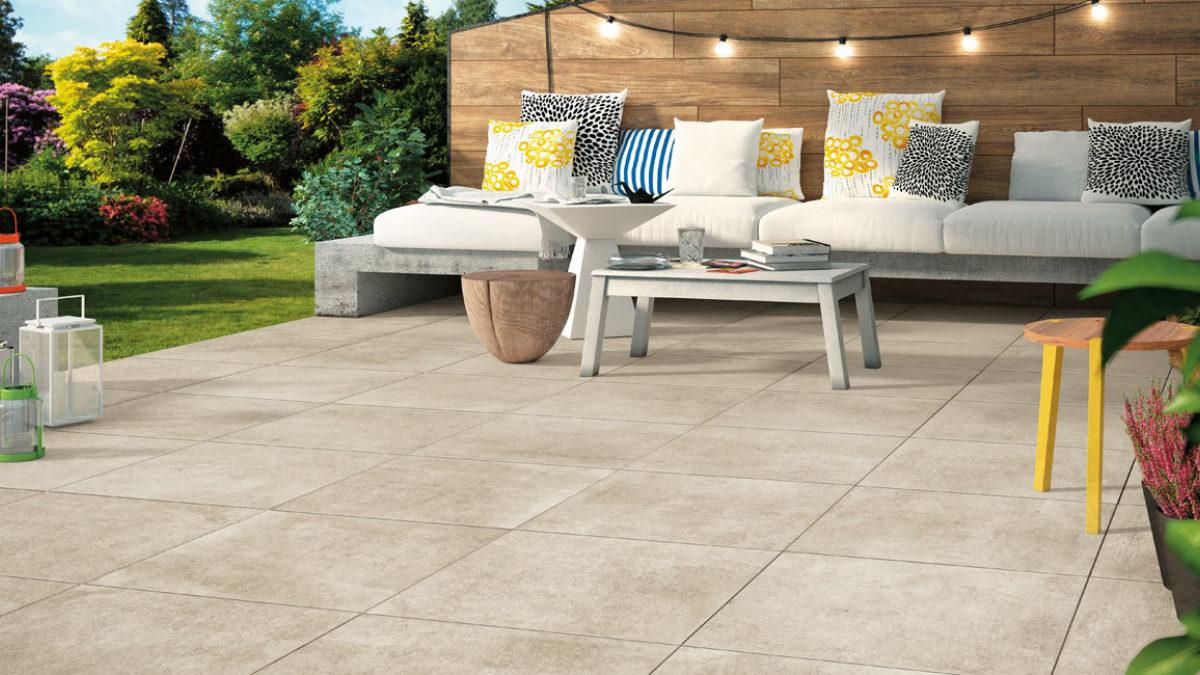 Terrassenplatten keramik